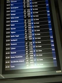 Flights on flights on flights