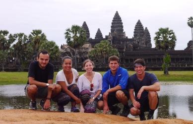 Girl Takes Mundo & Cultivate Travel in Siem Reap Cambodia