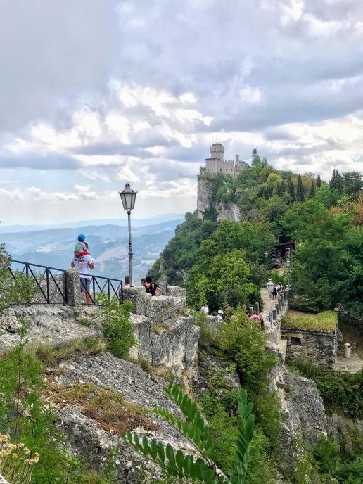 San Marino Peak